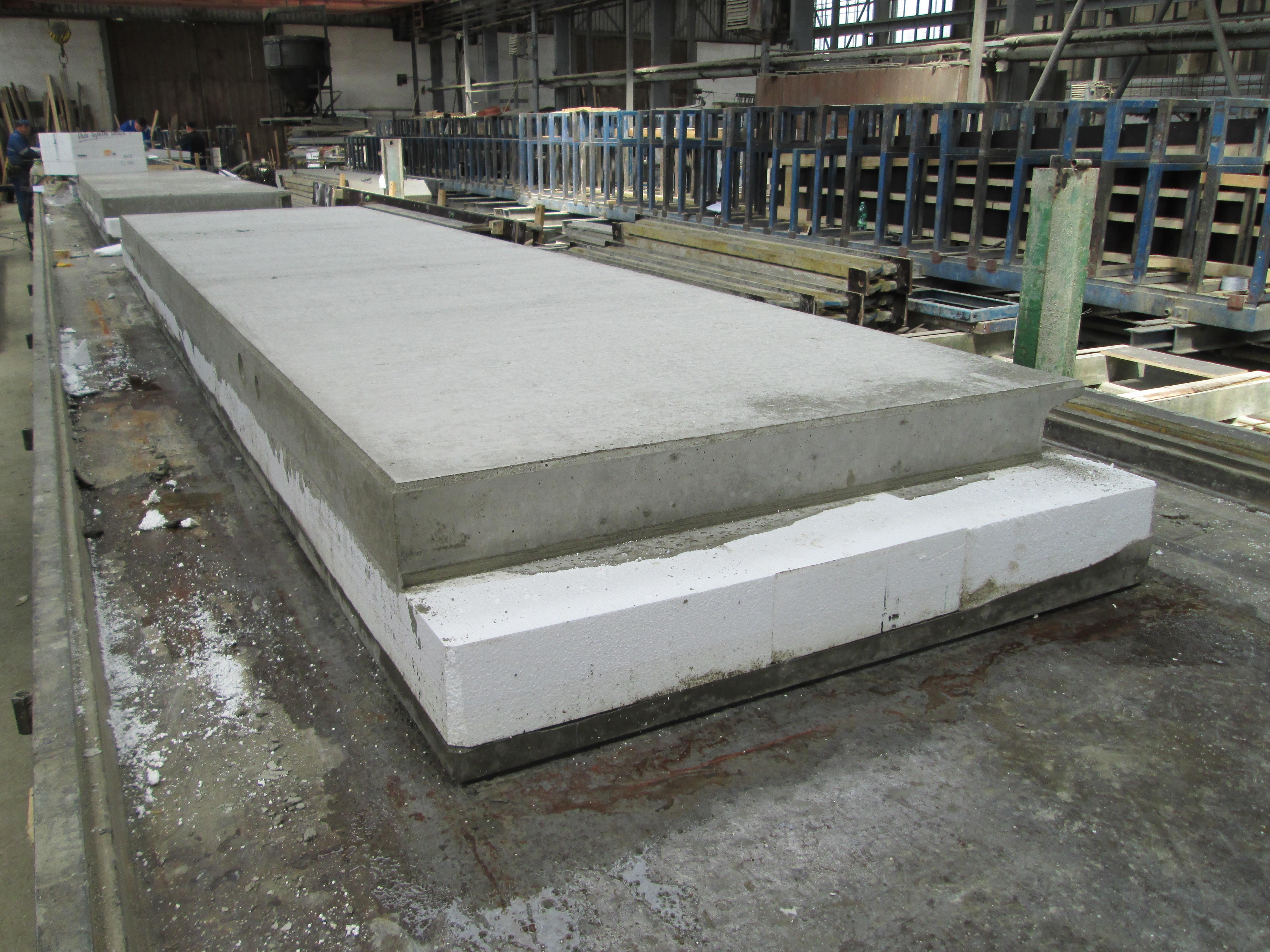 Spojení dvou vrstev betonu